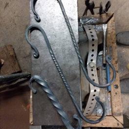 blacksmithing hooks